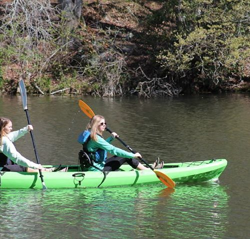 Paddling - Sunrift Adventures - Travelers Rest, SC